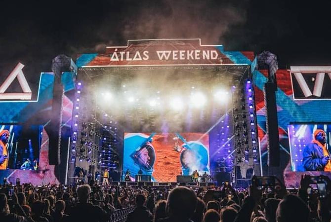 Atlas Weekend