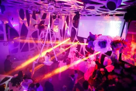 Ночной клуб Indigo