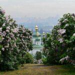 Самые красивые парки в Киеве