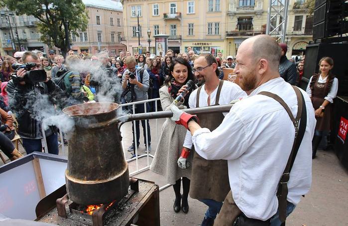 Львовский Фестиваль Кофе