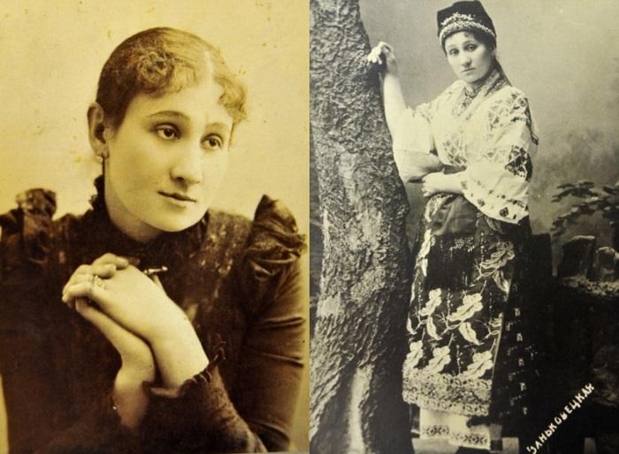 Мария Заньковецкая (1854-1934)