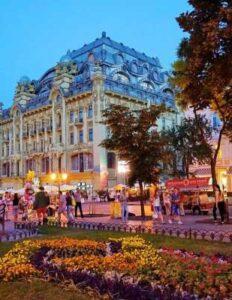 Топ-10 популярных достопримечательностей Одессы