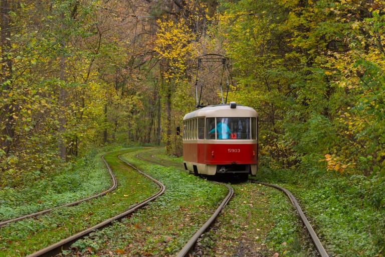Как добраться до парка Пуща-Водица