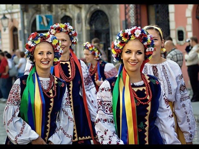 люди Украины