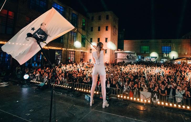 Фестиваль Белые Ночи