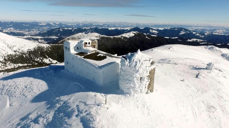 Заброшенная обсерватория, Ивано-Франковская область