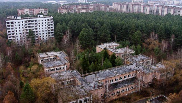 Чернобыль, Киевская область