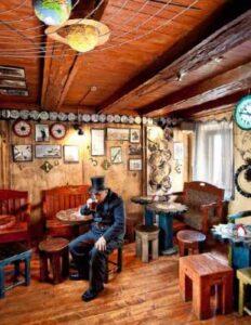 Где поесть? 12 самых колоритных рестораций Львова