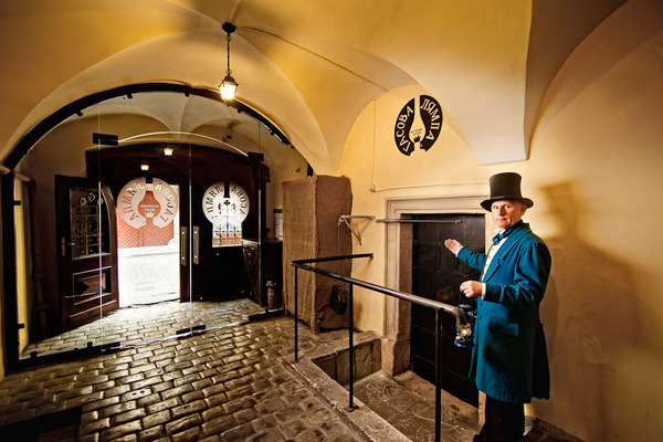 Ресторация-музей Гасова Лямпа