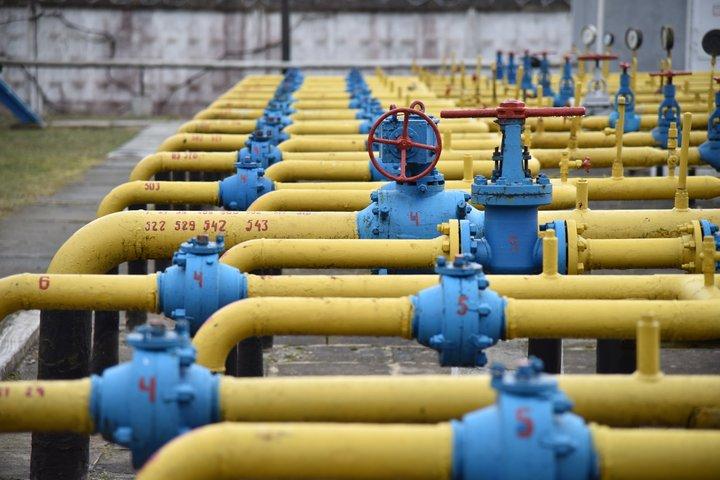 Природный газ и нефть