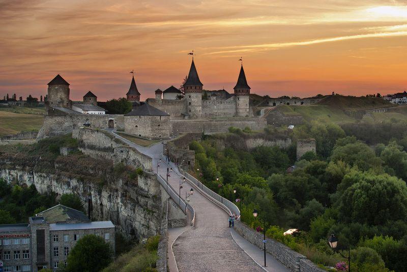 Город Каменец-Подольский