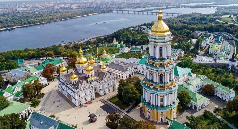 Киево-Печерская лавра, Украина