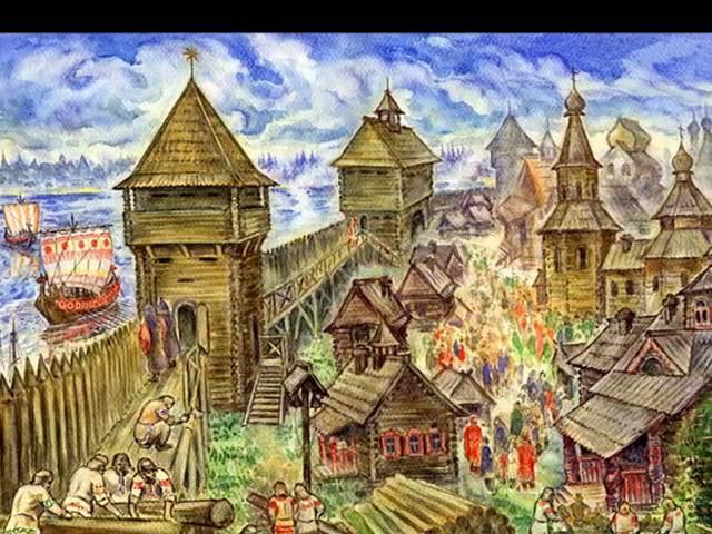 Киевские владения