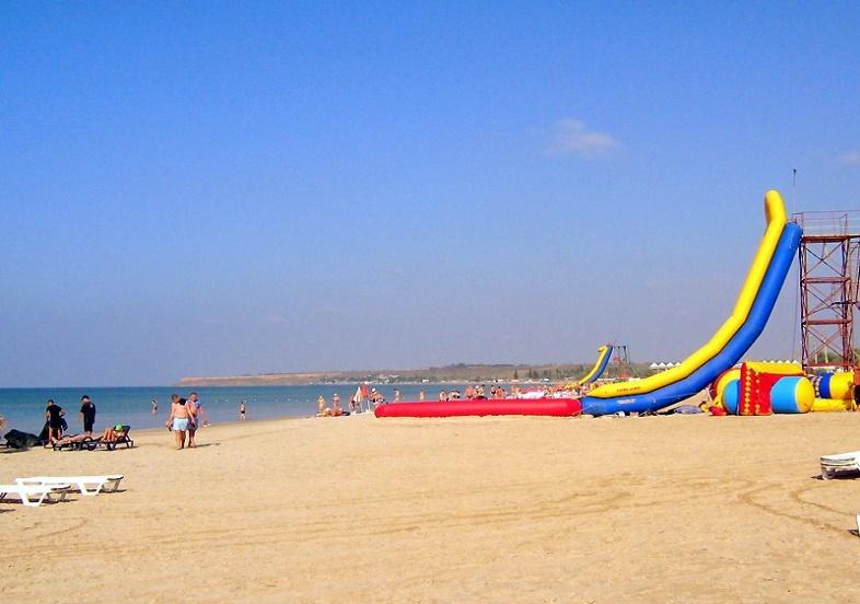 Коблево: Идеальный Пляж Для Детей