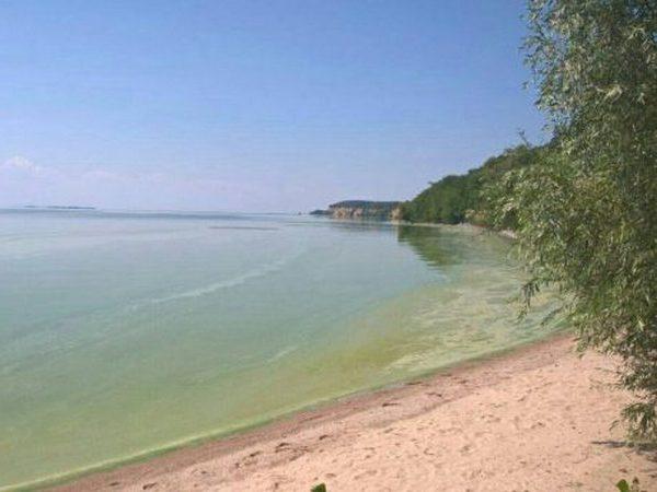 Искусственное Море (Кременчугское водохранилище)