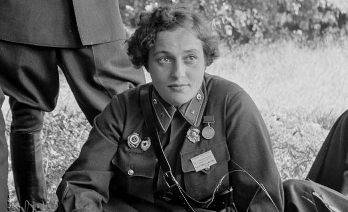Людмила Павличенко (1916-1974)
