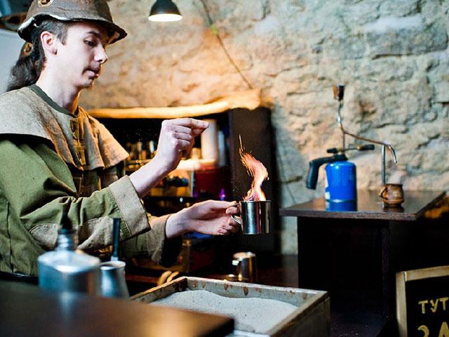 Львивська копальня кави