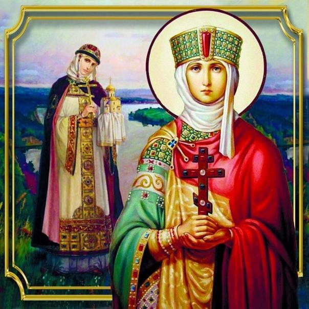 Ольга Киевская (920-969)