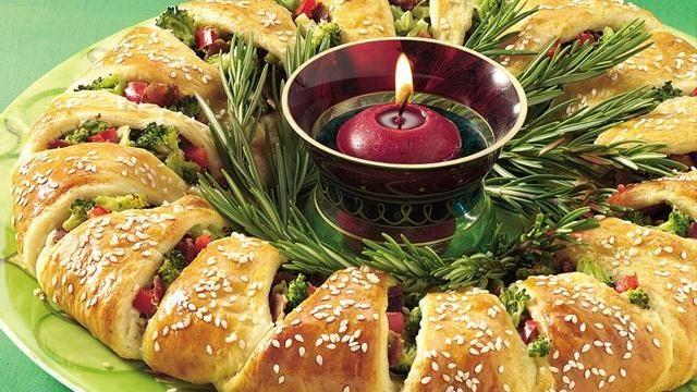 Пироги и пирожки на Рождество