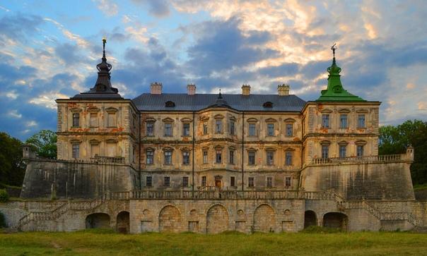 Подгорецкий Замок, Подгорцы, Львовская Область