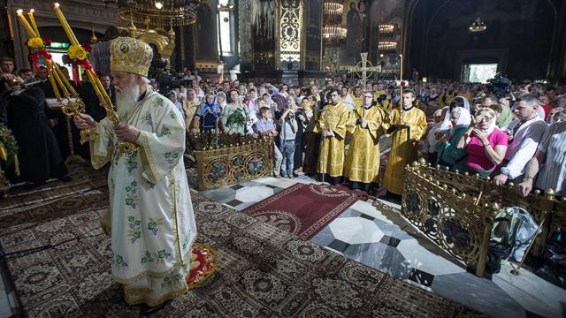 Религия в Украине