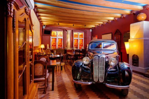 Ресторан «Самая дорогая ресторация Галичины»