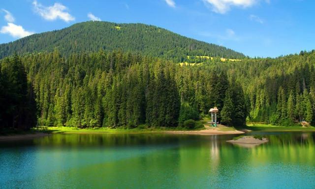 Синевир, Закарпатская область