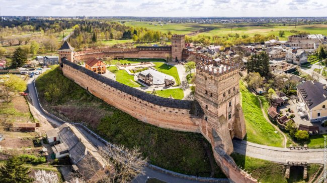 Замок Любарта, Луцк, Волынская область