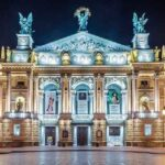 История Львовского оперного театра