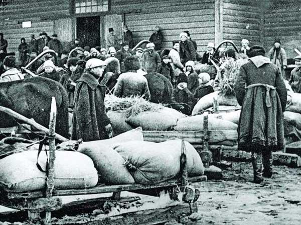 Голод 1932-33 годов