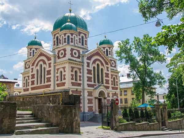 Львовский храм Святого Георгия Победоносца
