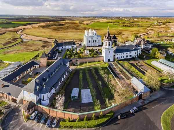 Зимненский Свято–Успенский монастырь