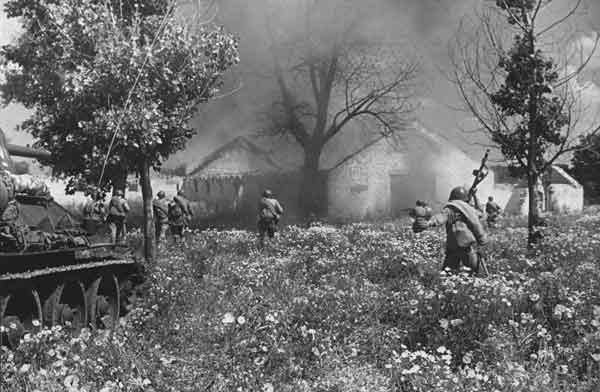 Вторая мировая война в Украине