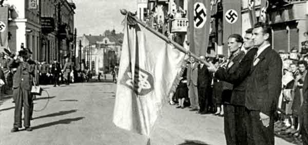 Союз ОУН-Б с немцами