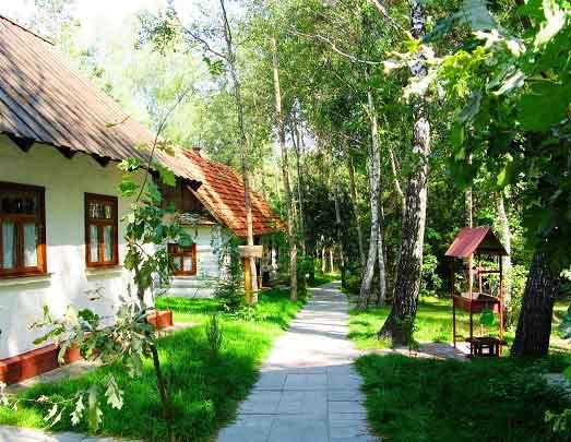 Этнографический комплекс «Украинское село»