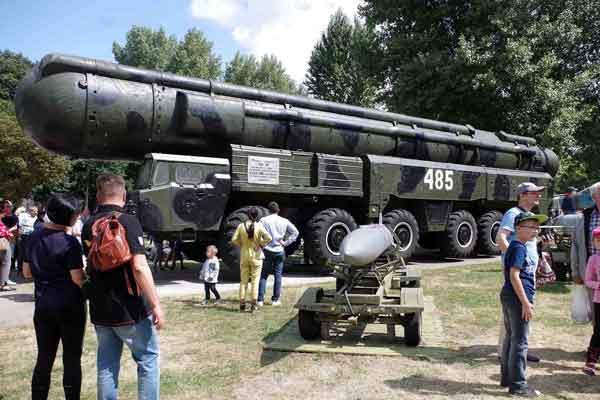 Где находится Музей Ракетных войск стратегического назначения?