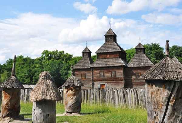 Музей под открытым небом «Пирогово»