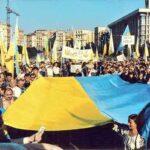 Украина на пути к независимости