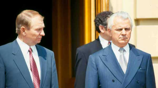 Противостояние Кучмы и Кравчука