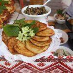 Традиционная кухня Полесья