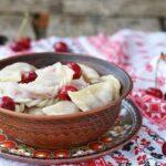 Традиционные украинские вареники
