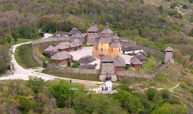 Малая Хортица