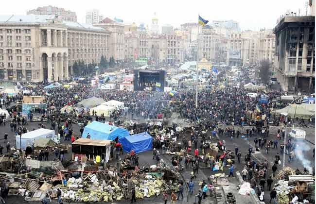 Протестное движение Майдана
