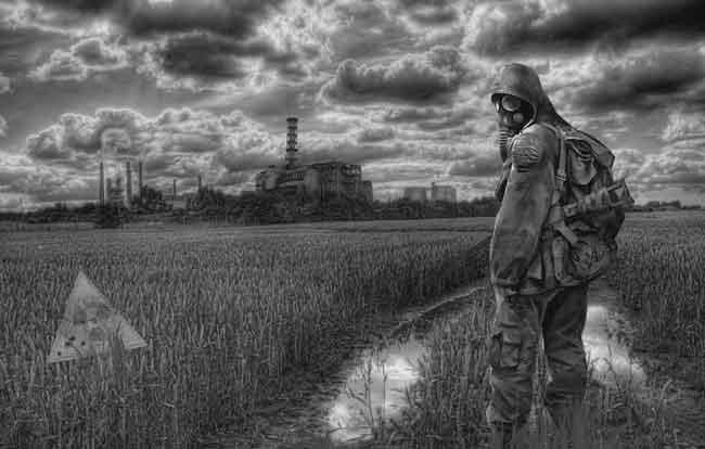 Чернобыль — это зона апокалипсиса