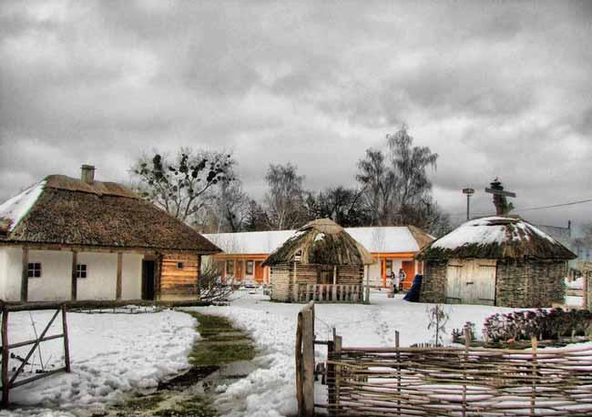 Полтавская область: Диканька
