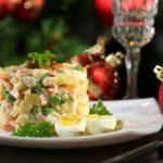 Оливье – новогодний салат с историей