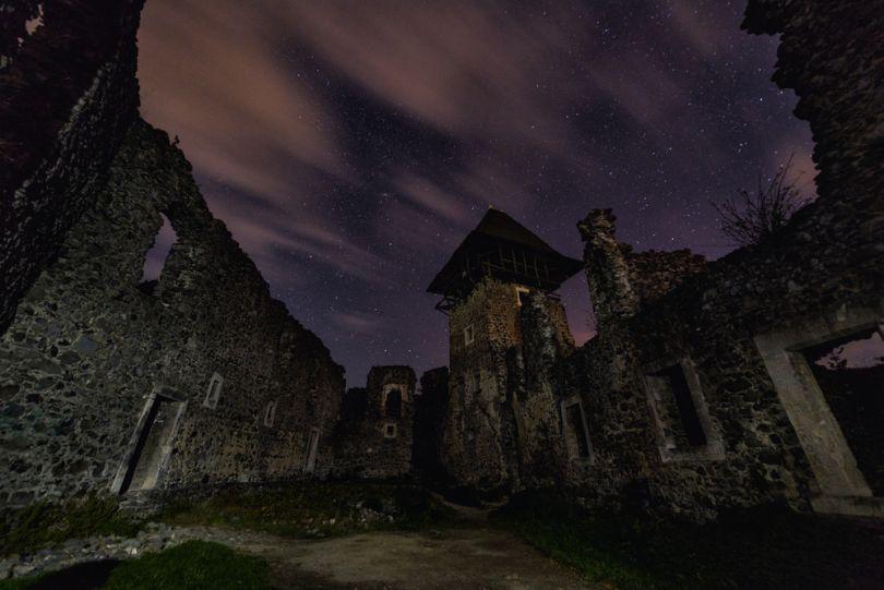 Легенды и тайны Невицкого замка