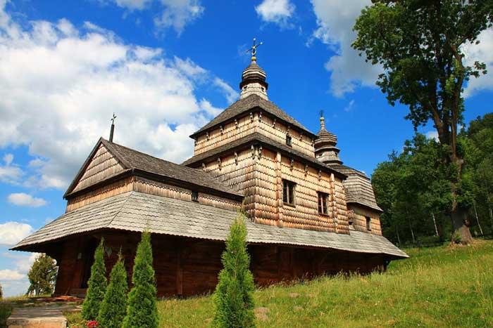 Церковь Сошествия Святого Духа, Рогатин