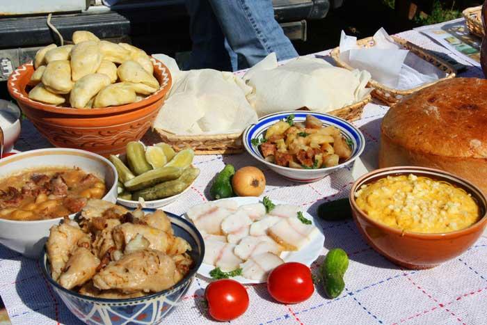 кухня Коломыи