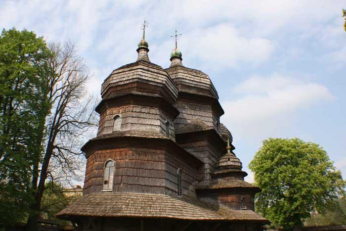 Церковь Святого Георгия Победоносца, Дрогобыч